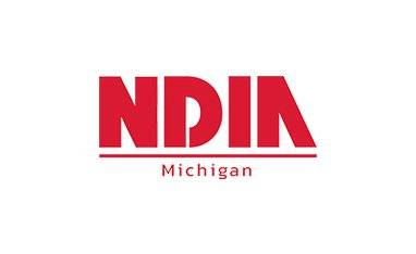 NDIA Michigan Logo